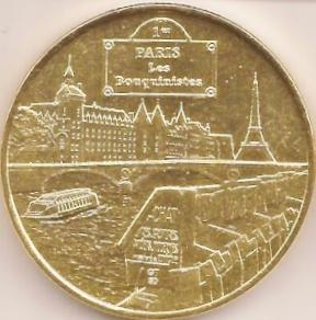 Médailles et Patrimoine = 21 Bouqui10