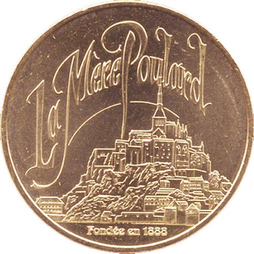 Mont Saint-Michel (50170)  [UEBF / Poulard UECD] C20