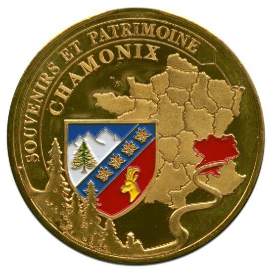 Chamonix-Mont-Blanc (74400)  [Aiguille Midi / UEAH / UEEZ] C7410