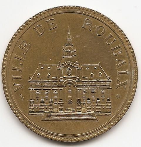 Mdp 30 mm - Médailles des Villes Cdv5i810