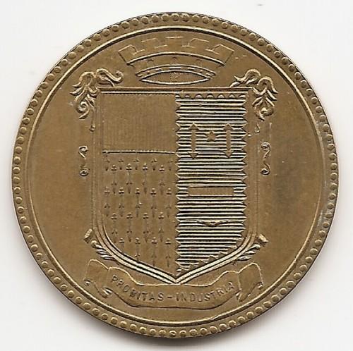 Mdp 30 mm - Médailles des Villes Cdv5sl10
