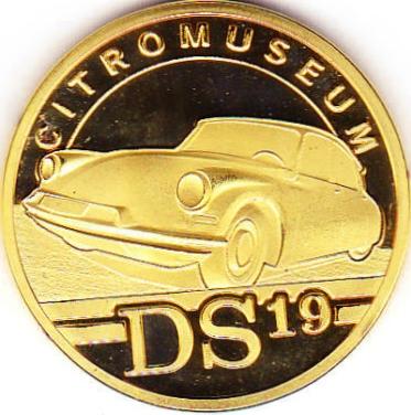 Souvenirs et Patrimoine 34mm  Ds1910