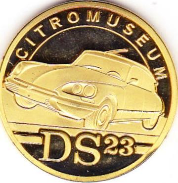 Souvenirs et Patrimoine 34mm  Ds2310
