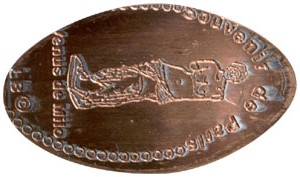 Elongated-Coin Ec_1110