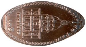 Elongated-Coin Ec_910