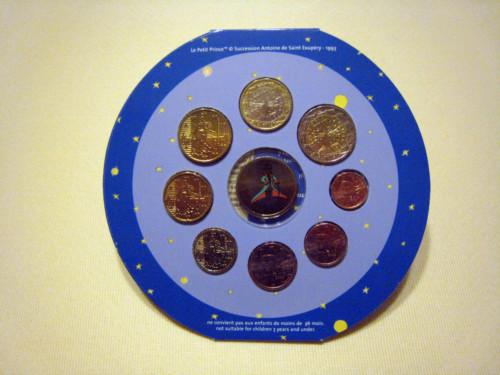 médailles coffrets euro France Ee10