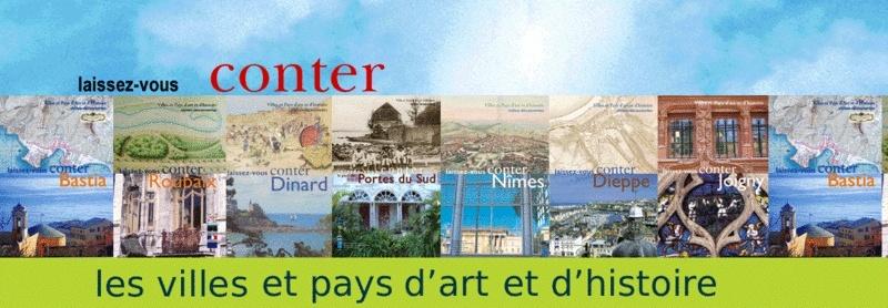 Villes et pays d'art et d'histoire Frise10