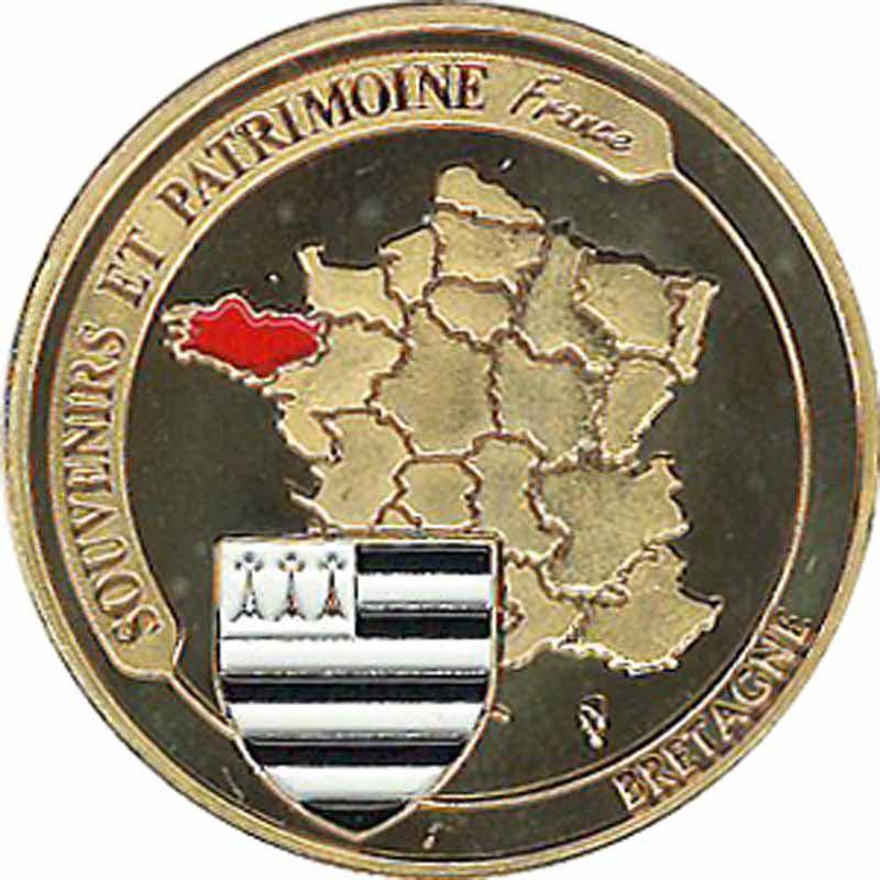 Souvenirs et Patrimoine 34mm  Ile-de11