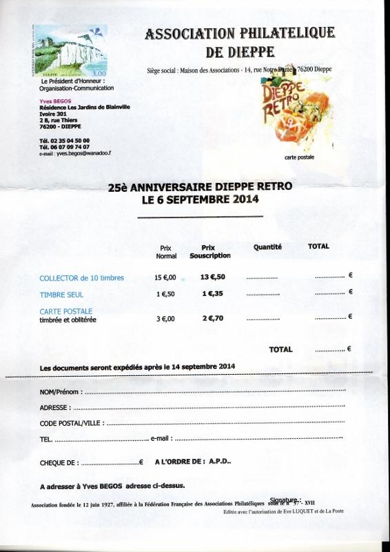 76 - Dieppe - Association Philatélique Img04710