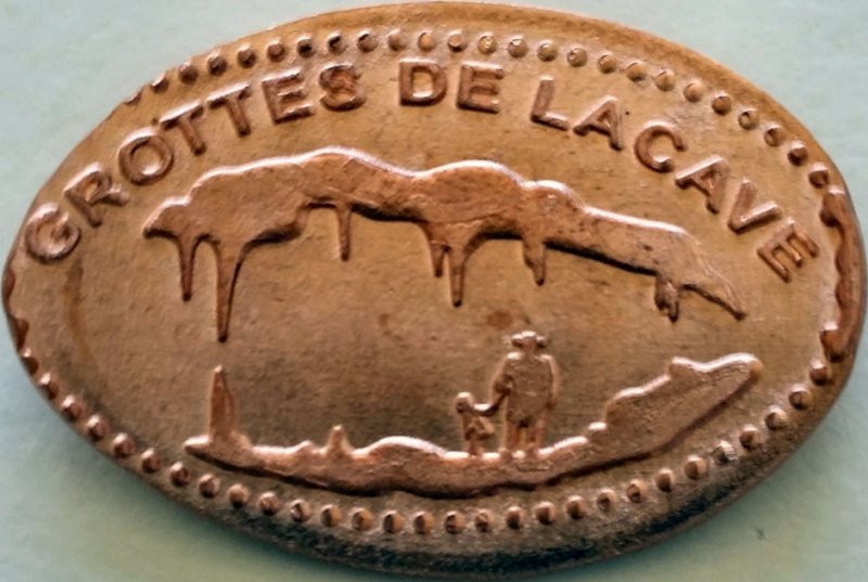 Elongated-Coin Lacave10
