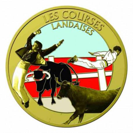 Souvenirs et Patrimoine 34mm  Landes11