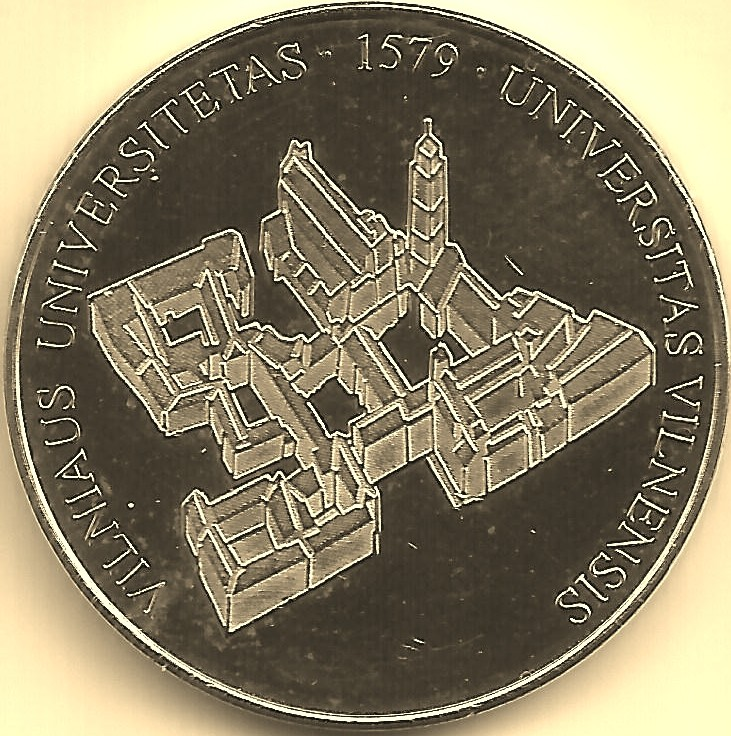 National Tokens Lithua12