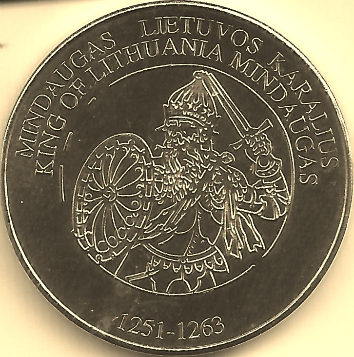 National Tokens Lithua15