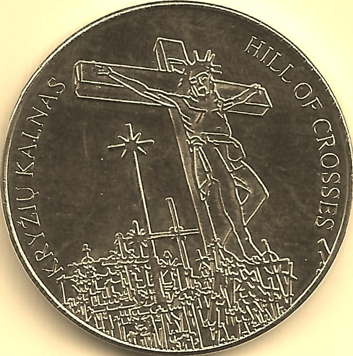 National Tokens Lithua18