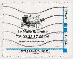 45 - Briare - La Malle Briaroise M11