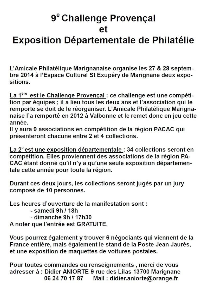 13 - Marignane - Amicale philatélique Marign13