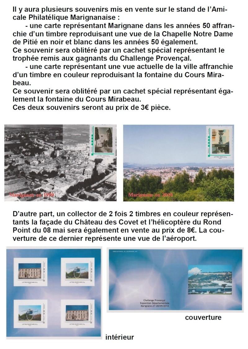13 - Marignane - Amicale philatélique Marign14