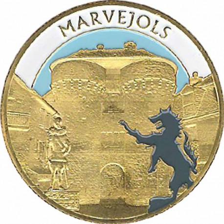 Souvenirs et Patrimoine 40mm  Marvej10
