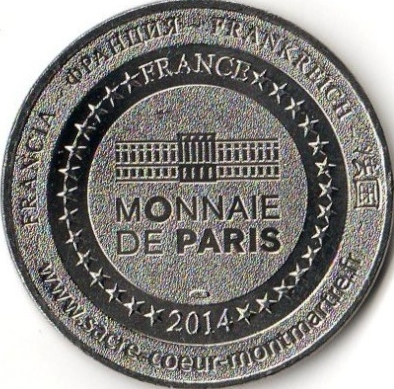 Paris (75018)  [Sacre Coeur / Espace Dali] Mdp11