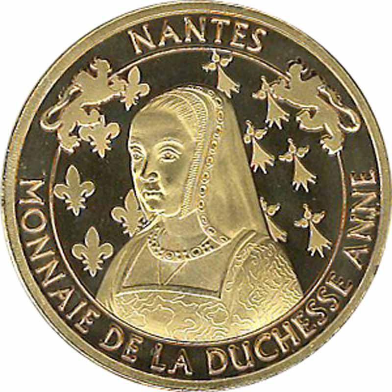 Souvenirs et Patrimoine 34mm  = 24 Nantes13
