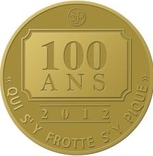 Souvenirs et Patrimoine 40mm  Paris_11