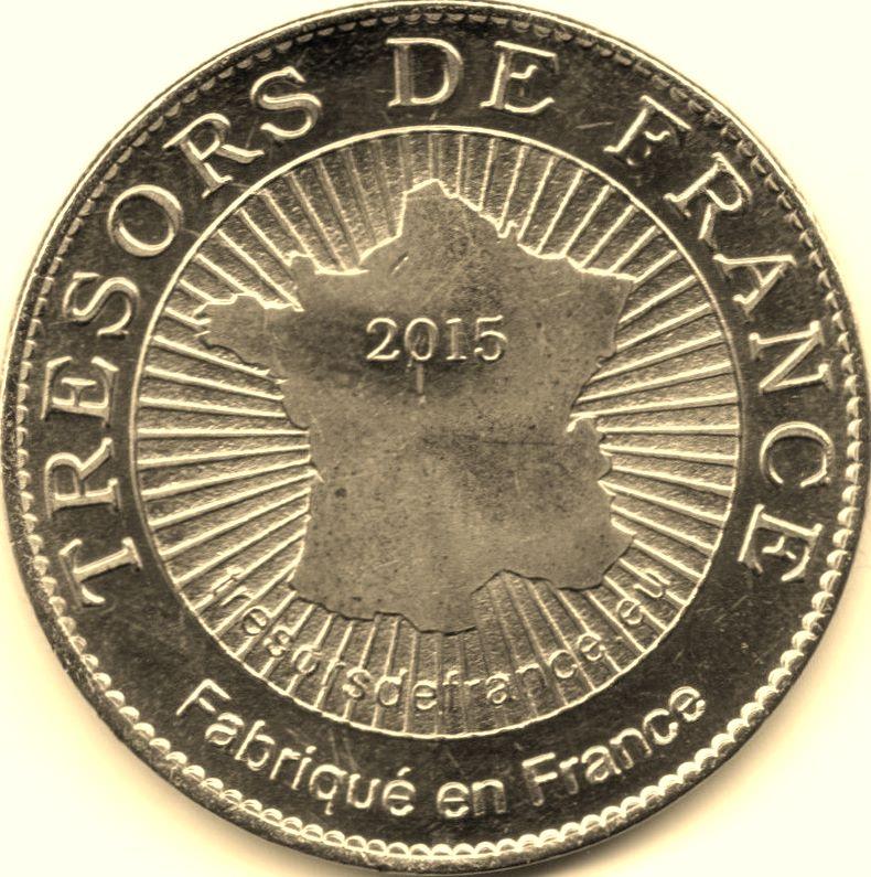 Revers Trésors de France Poilu10