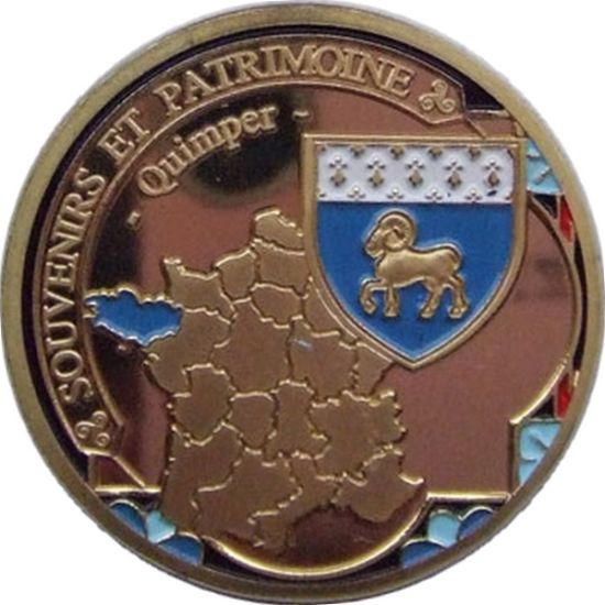 Souvenirs et Patrimoine 31mm  Qv10