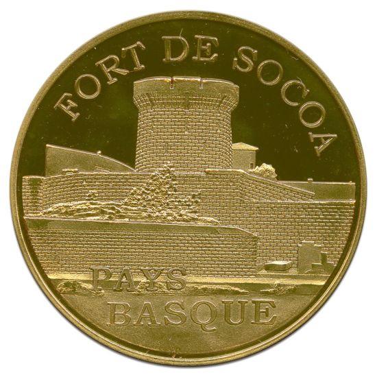 Ciboure (64500)  [Fort de Socoa] S10