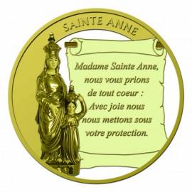 Souvenirs et Patrimoine 34mm  Sainte12