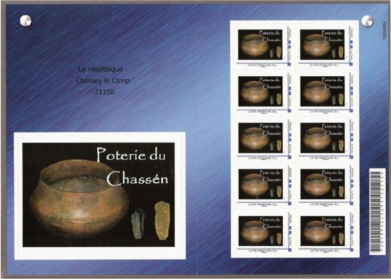 71 - Chagny - Cercle Philatélique Chagnotin Sans_t16