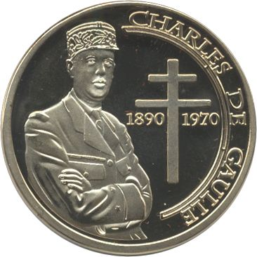 Colombey-les-deux-Eglises (52330) [Mémorial Charles de Gaulle UEAZ]  Sc42210