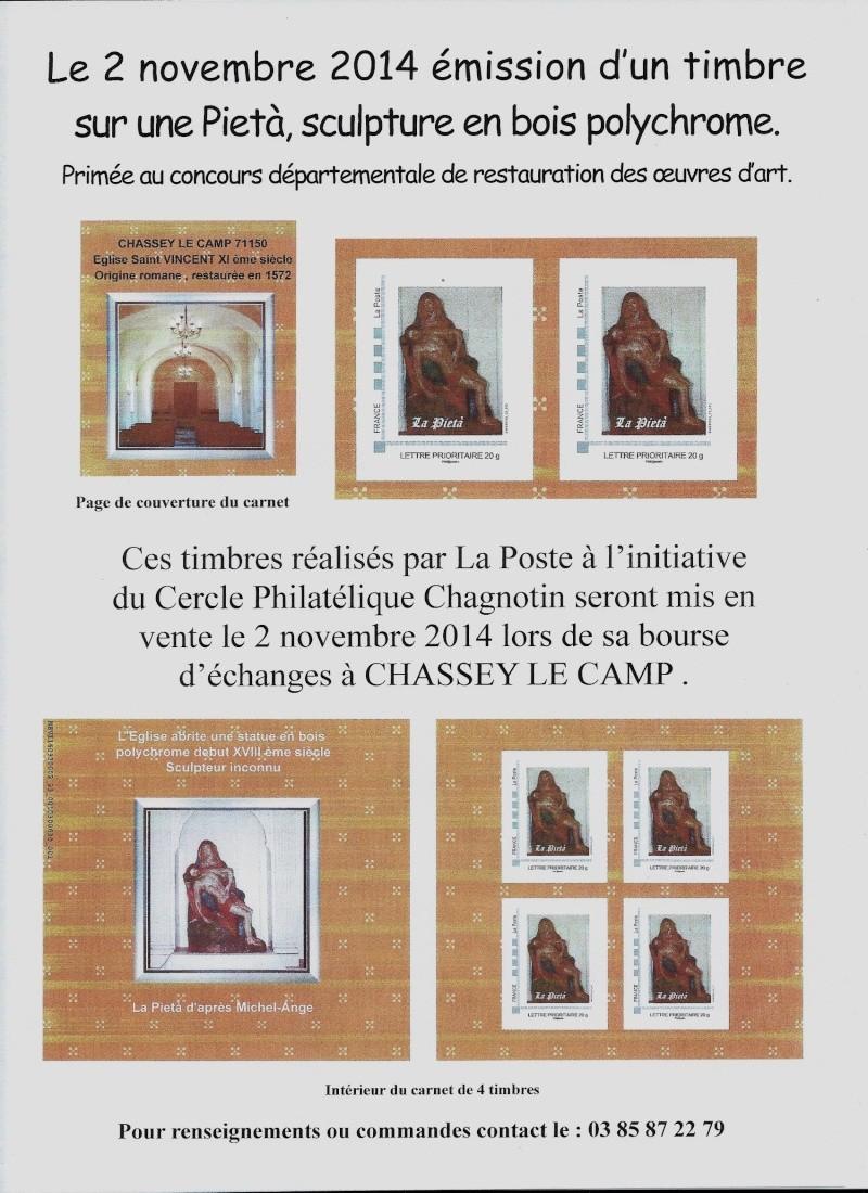71 - Chagny - Cercle Philatélique Chagnotin Scan0012