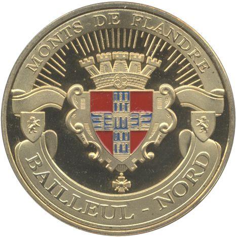 Souvenirs et Patrimoine 40mm =  20 Sd500-10
