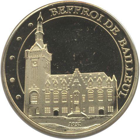 Souvenirs et Patrimoine 40mm =  20 Sd50010