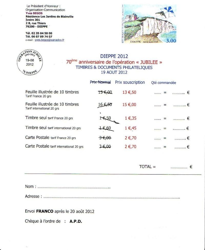 76 - Dieppe - Association Philatélique Souscr10