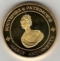 Souvenirs et Patrimoine 40mm  Aax12210