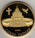 Vatican et médailles papales Aax18210