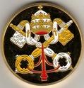 Vatican et médailles papales Aax18310