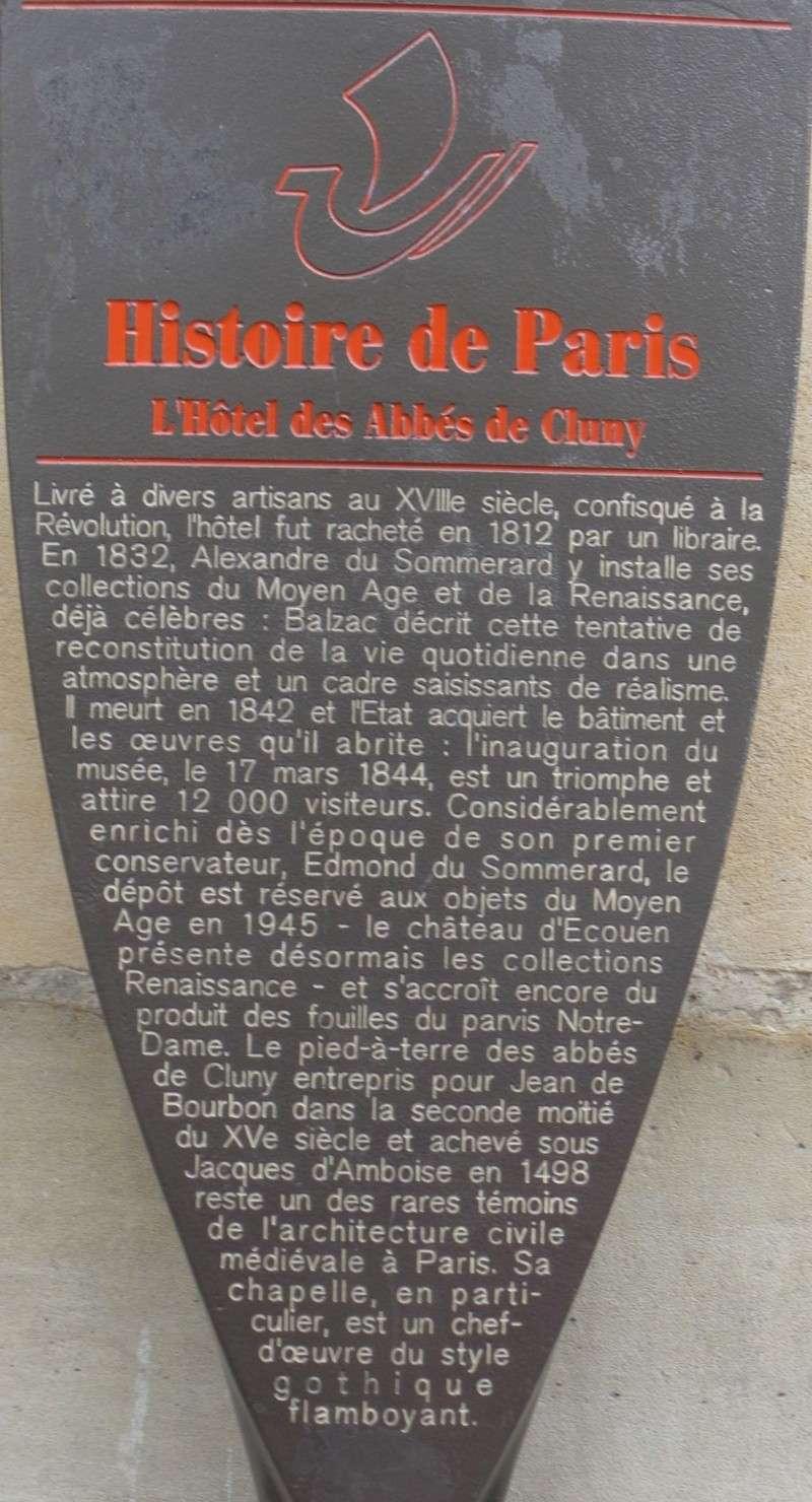 Thermes de Cluny (75005)  [Musée du Moyen-Age] Therme10