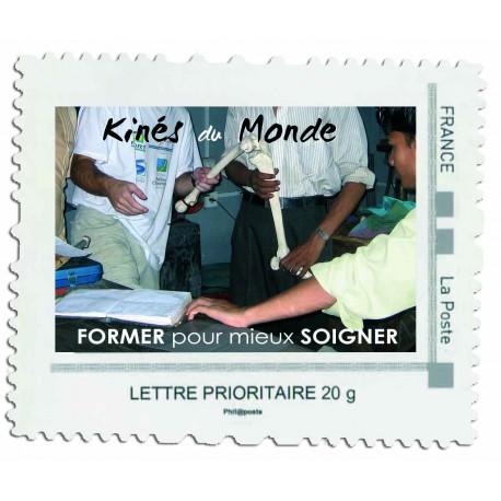 26 - Grenoble - Kiné du Monde Timbre29