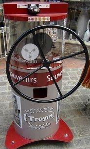 PennyRoller, SEDICAD Troyes10