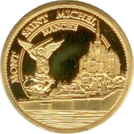 Mont Saint-Michel (50170)  [UEBF / Poulard UECD] V17