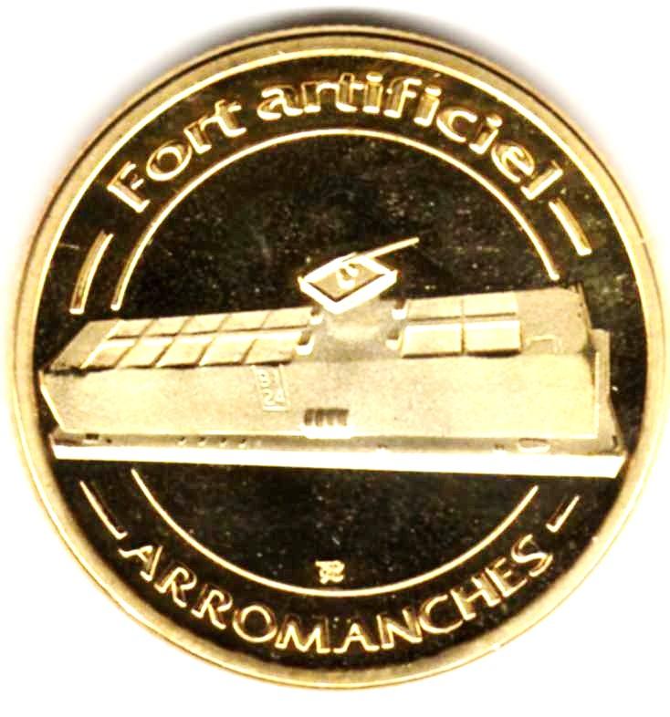 Arromanches (14117)  [UEAG / UEFK] Z00511