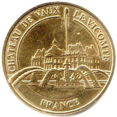 Maincy (77950)  [Vaux le Vicomte / UEBV] Z011