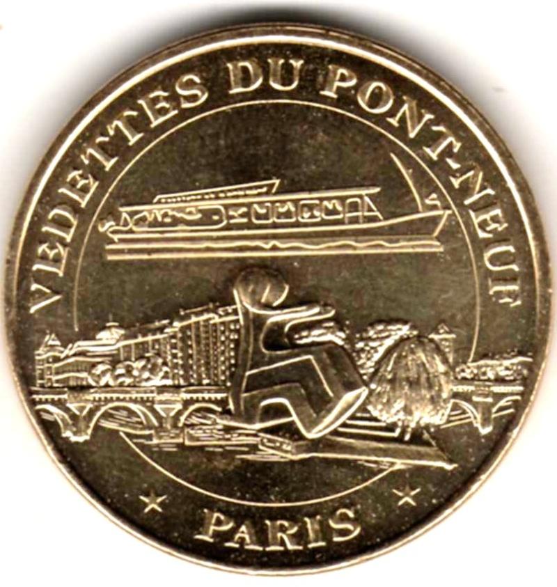 Vedettes du pont-neuf (75001) Z01112