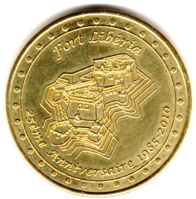 Villefranche-de-Conflent (66500)  [Liberia] Z01210