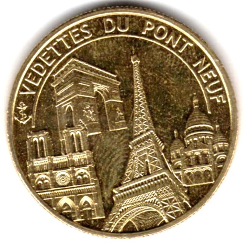 Médailles et Patrimoine = 21 Z01212