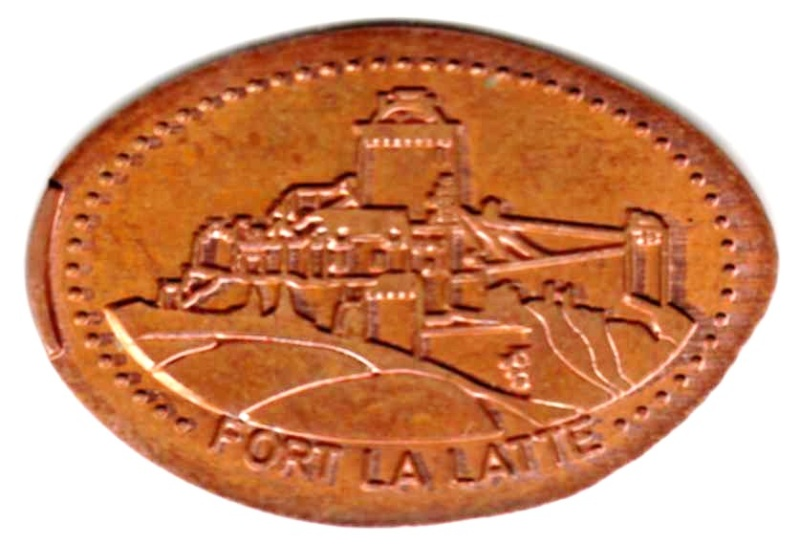 Elongated-Coin Z01511