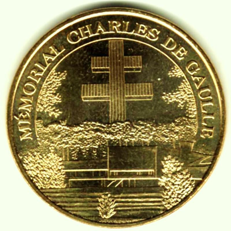 Colombey-les-deux-Eglises (52330) [Mémorial Charles de Gaulle UEAZ]  Z01611