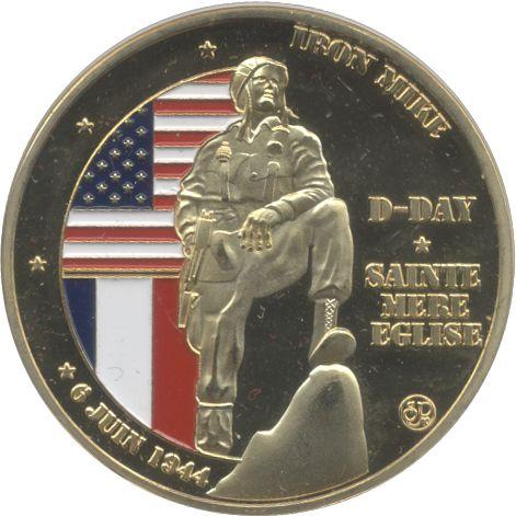 Sainte-Mère-Eglise (50480)  [Airborne / UEBW] Z1310